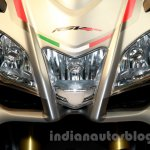 Aprilia RSV4 RR headlamp at EICMA 2014