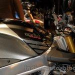 Aprilia Tuono V4 1100 RR fuel tank at EICMA 2014