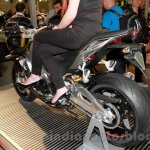 Aprilia Tuono V4 1100 RR rear three quarter at EICMA 2014