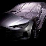 Audi A9 concept teased