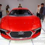 Audi Nanuk Concept front at 2014 Guangzhou Auto Show