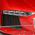 Audi Nanuk Concept headlight at 2014 Guangzhou Auto Show