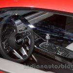 Audi Nanuk Concept interior at 2014 Guangzhou Auto Show