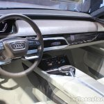 Audi Prologue Concept dashboard at the 2014 Los Angeles Auto Show