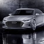 Audi Prologue Concept front quarter