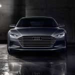 Audi Prologue Concept front