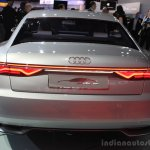 Audi Prologue Concept rear at the 2014 Los Angeles Auto Show