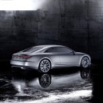 Audi Prologue Concept rear quarter