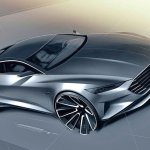 Audi Prologue concept sketches