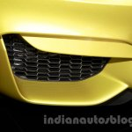 BMW M4 Coupe front bumper for India