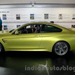 BMW M4 Coupe side for India