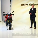 BMW S 1000 XR at EICMA 2014
