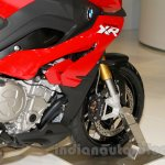 BMW S 1000 XR engine at EICMA 2014