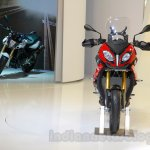 BMW S 1000 XR front at EICMA 2014