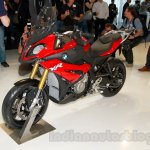 BMW S 1000 XR front quarters at EICMA 2014