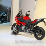 BMW S 1000 XR rear quarter angle at EICMA 2014