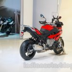 BMW S 1000 XR rear quarter at EICMA 2014