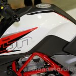 Benelli BN251 fuel tank at EICMA 2014