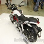 Benelli BN251 rear three quarter at EICMA 2014