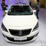 Buick Excelle XT front at 2014 Guangzhou Auto Show