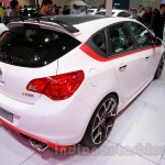 Buick Excelle XT rear quarter at 2014 Guangzhou Auto Show