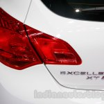 Buick Excelle XT taillights at 2014 Guangzhou Auto Show