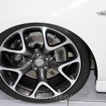 Buick Excelle XT wheel at 2014 Guangzhou Auto Show
