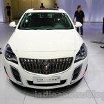 Buick Regal GS front at 2014 Guangzhou Auto Show