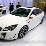 Buick Regal GS front quarter at 2014 Guangzhou Auto Show
