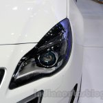 Buick Regal GS headlights at 2014 Guangzhou Auto Show
