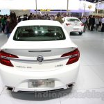 Buick Regal GS rear at 2014 Guangzhou Auto Show