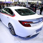 Buick Regal GS rear three quarter at 2014 Guangzhou Auto Show