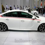 Buick Regal GS side at 2014 Guangzhou Auto Show