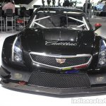 Cadillac ATS-V.R front at the 2014 Los Angeles Motor Show