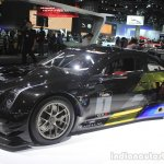Cadillac ATS-V.R front three quarters at the 2014 Los Angeles Motor Show