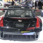 Cadillac ATS-V.R rear at the 2014 Los Angeles Motor Show