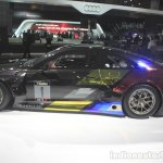 Cadillac ATS-V.R side at the 2014 Los Angeles Motor Show