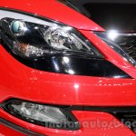 Chery Arrizo 3 Newbee Champion Edition headlight at Guangzhou Auto Show 2014