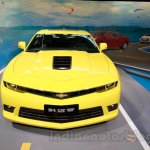 Chevrolet Camaro RS Limited Edition front at 2014 Guangzhou Auto Show