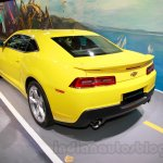 Chevrolet Camaro RS Limited Edition rear quarter at 2014 Guangzhou Auto Show