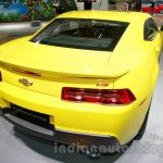 Chevrolet Camaro RS Limited Edition rear quarters at 2014 Guangzhou Auto Show