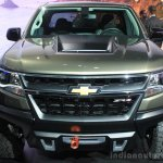 Chevrolet Colorado ZR2 front at the 2014 Los Angeles Auto Show