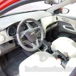 Chevrolet Sail 3 dash at 2014 Guangzhou Auto Show