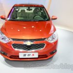 Chevrolet Sail 3 front at 2014 Guangzhou Auto Show