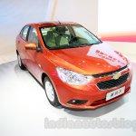 Chevrolet Sail 3 front quarters at 2014 Guangzhou Auto Show