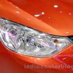 Chevrolet Sail 3 headlight at 2014 Guangzhou Auto Show