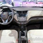 Chevrolet Sail 3 interior at 2014 Guangzhou Auto Show