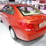 Chevrolet Sail 3 rear quarters at 2014 Guangzhou Auto Show
