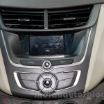 Chevrolet Sail 3 screen at 2014 Guangzhou Auto Show