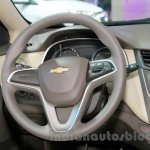 Chevrolet Sail 3 steering at 2014 Guangzhou Auto Show